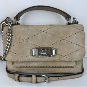 Rebecca Minkoff Small Je T'aime Leather Crossbody